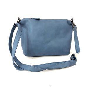 Steve Madden Blue Crossbody Bag NWOT